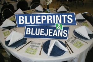 Blueprints and Bluejeans Fundraiser - Click here for more information
