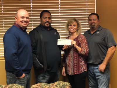 Country Bank raises money to help break the cycle of poverty for families and their future generations…